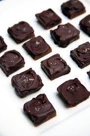 healthy dark chocolate salted caramels recipe popsugar fitness australia
