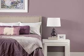 mauve bedroom paint colors