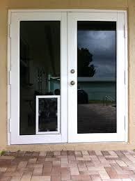 back door with dog door built in screen door with dog door back door with dog back door with dog