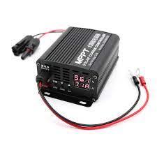 MPPT Solar şarj regülatörü 24/36/48/60/72V 450W güçlendirme kurulum şarj  cihazı araba aküsü şarj voltaj regülatörü Solar Controllers