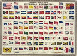 English County Flags Chart National Flag Wikipedia