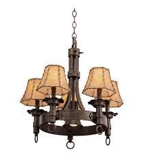 kalco 4205fc s327 americana 5 light 22 inch french cream chandelier ceiling light