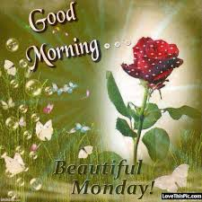 Good Morning Beautiful Monday Gif Quote Pictures Photos And Images Beauteous Good Mor Loving Quotage