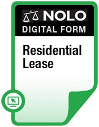 Residential Lease Agreements - Professional Legal Forms - Nolo