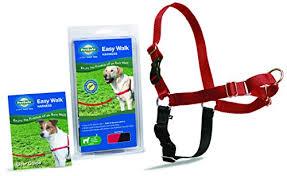 Petsafe Easy Walk Dog Harness Red Black Large