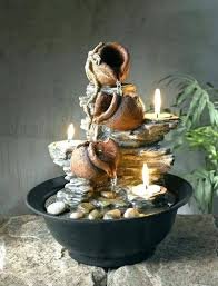 diy indoor water fountain