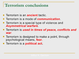 international terrorism essay conclusion international terrorism essay conclusion