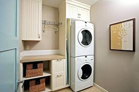 stackable washer dryer closet dimensions