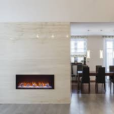 modern flames 40 landscape series linear electric fireplace
