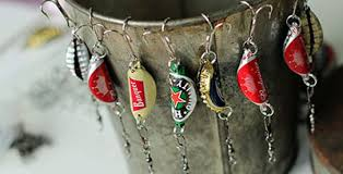 Bottle Cap Decorations 100 Ideas For Your Beer Cap Collection Incredibeer 35