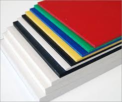 Komatex Foamed Pvc Sheets Cut To Size Tap Plastics