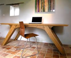bespoke office desks. Bespoke-oak-office-desk Bespoke Office Desks R