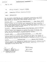 sample letter of commendation for police officer service school officer cover letter looking for police officer cover letter sample