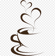 Beige seamless patterns with coffee set,cup, heart, coffee mill and text. Sweeten Me Now Transparent Coffee Cup Clipart Png Image With Transparent Background Toppng