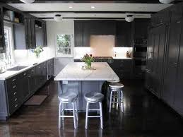 dark wood floors with dark cabinets home furniture design dark kitchen cabinets with light wood floors