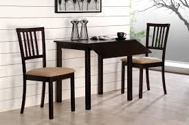 rectangular drop leaf dining table black cole papers design