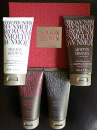molton brown white sandalwood or pink pepperpod 80ml gift set individual items
