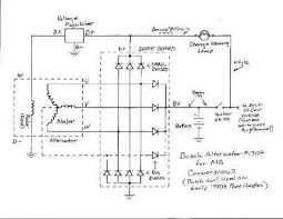 lucas acr alternator wiring diagram wiring diagram mgb alternator conversion wiring diagram nilza