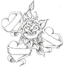 Flower Coloring Pages For Girls Doersite