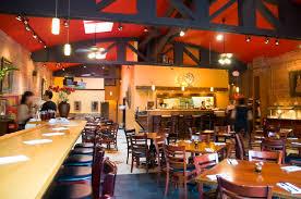 mela asheville restaurant interior