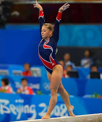 floor gymnastics shawn johnson. Shawn Johnson, 16, Struck Gold In The Balance Beam Tuesday Beijing. After Floor Gymnastics Johnson