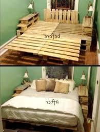 uncategorized pallet bed frame instructions inside awesome 17 best ideas about pallet bed frames on