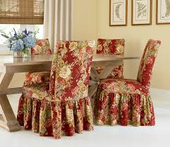 Formal Dining Room Chair Covers Sew Some Festive Santa Hat Chair Covers With This Featured