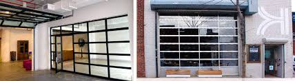 choosing the glass roll up door that s right for your business
