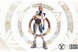 Ekko Designs League Of Legends New Hip Hop Group Has Outfits Designed By