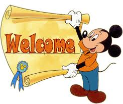 Image result for mickey mouse welcome sign