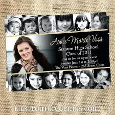 Design Your Own Graduation Invitations Senior Graduation Party Invitations Graduate Invites Beautiful High