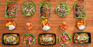 core de force meal plan for the 1 200 1 500 calorie level
