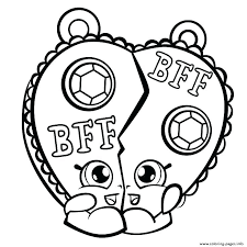 Free Printable Shopkin Coloring Pages Online Christmas Awesome Fresh