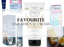 8 best hair removal creams available in india
