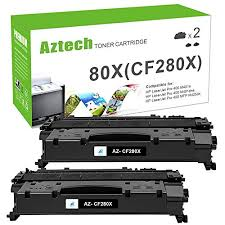 Sign in to add and modify your software. Aztech Compatible Toner Cartridge Replacement For Hp 80x Cf280x 80a Cf280a Laserjet Pro 400 M401a M401d M401n M401dne Mfp M425dn Black 2 Packs Pricepulse