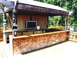 backyard pool bar. Backyard Bar Designs Pool Plans Outdoor Tiki .