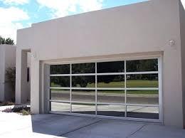 modern glass garage doors contemporary glass garage doors one way see glass door modern glass garage