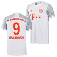 Home, away & cl jersey now in the official fcb fanshop. Robert Lewandowski Jersey Bayern Munich Away