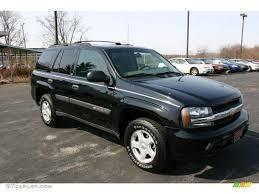 Blazer black chevy trailblazer : 2003 Black Chevrolet TrailBlazer LS 4x4 #48167971 | GTCarLot.com ...