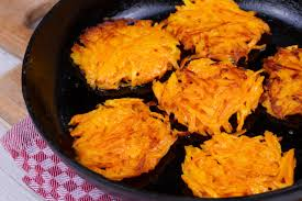 curried sweet potato latkes my jewish