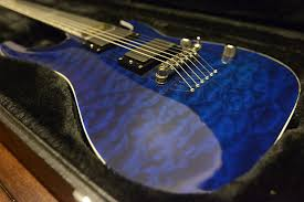 ESP Horizon NT-II EMG Quilted Maple Top MIJ Japan Guitar blue | Reverb & ESP Horizon NT-II EMG Quilted Maple Top MIJ Japan Guitar blue quilt Adamdwight.com