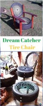 recycled furniture diy. Diy Recycled Old Tire Furniture Ideas Projects For Home Chair Sale Diyhow