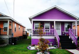 modern homes large house design decorating ideas Dark purple-pink color ...