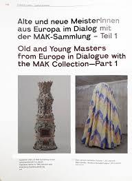 Austrian Museum Of Applied Arts Marie Janssen