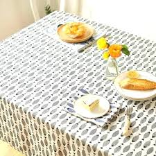 round cotton table cloth cotton round tablecloths whole round table cloth cotton white round