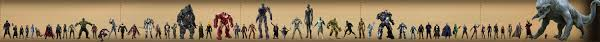 Marvel Cinematic Universe Height Chart Part 1 Imgur