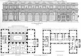 ... Perfect Decorations Historical Concepts Floor Plans Large size ...