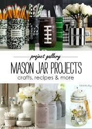 Mason Jar Projects Mason Jar Projects