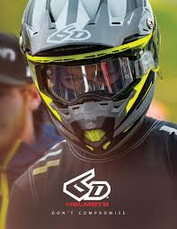 6d Helmets 2019 Collection By Inetis Issuu