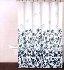 black and blue shower curtain creative ideas graceful white tiffany